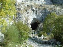 Rutas - Cueva del Cobre