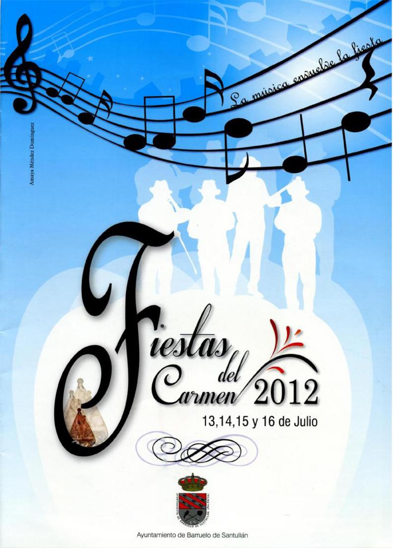 Fiestas del Carmen 2012 (13-16 Julio)